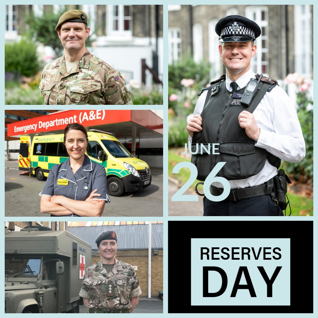 Greater London Reserve Forces' and Cadets' Association